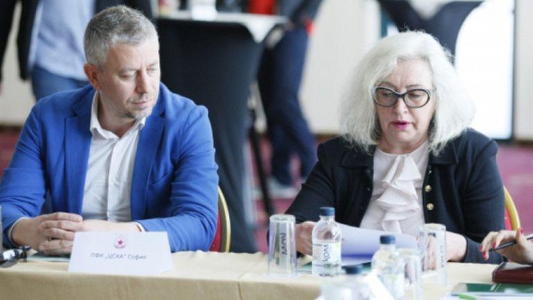 """Милко Георгиев: Мнението на синдика не е меродавно, ще играем мачовете си на """"Армията"""""""