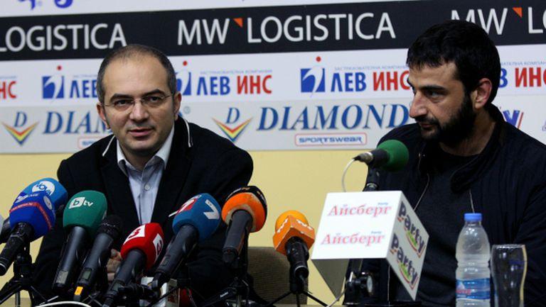 Още една оставка в Левски
