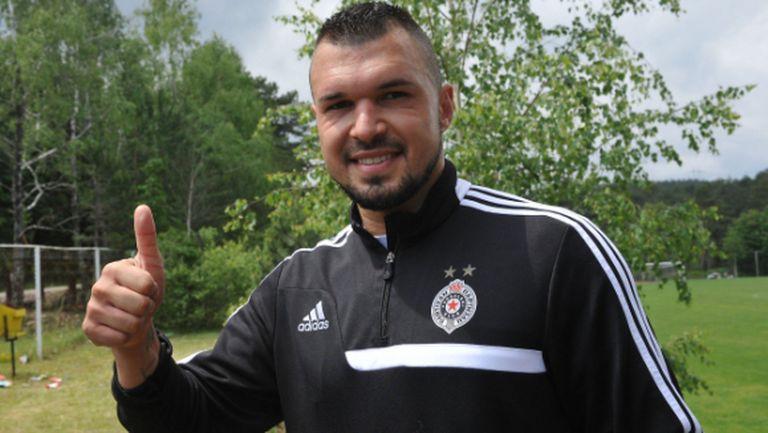 Божинов обещал на треньора и капитана си да свали 6 кг