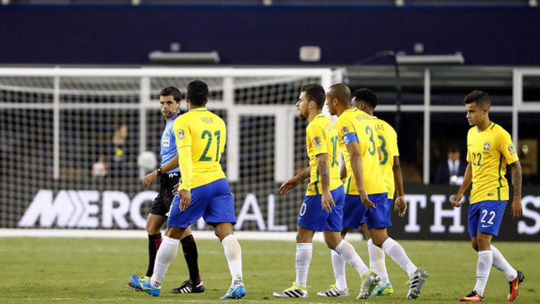 Адеуш за една Бразилия без добри играчи и треньор