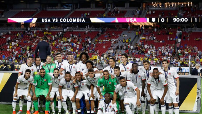 Бака донесе бронзовите медали на Колумбия (видео)