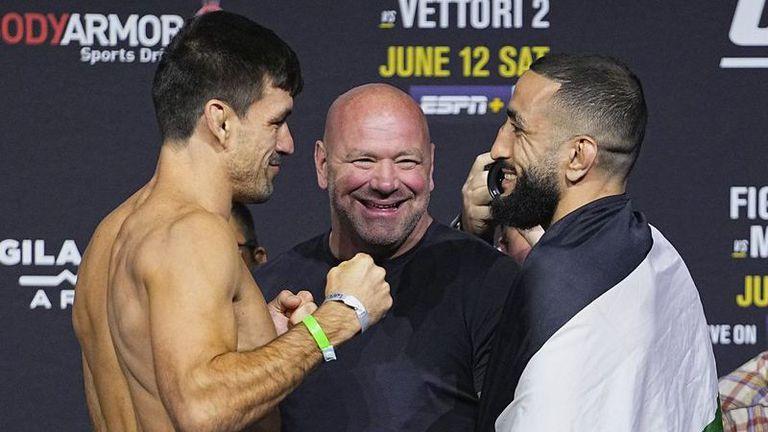 Дейна Уайт: Деймиън Мая повече няма да се бие в UFC