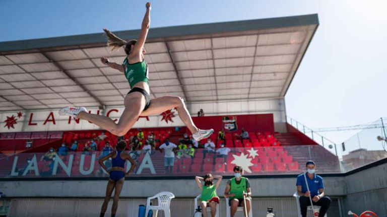 Милена Миткова трета в Испания, Рохас спечели скока на дължина със 7.27 м