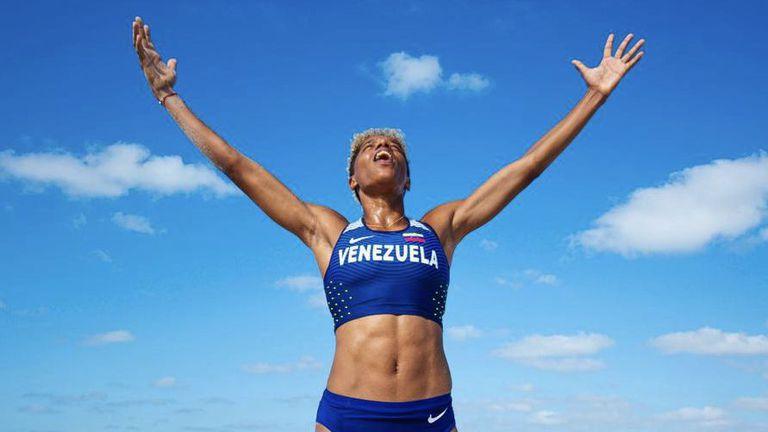 Юлимар Рохас стана третата жена в историята над 15 м в тройния скок и над 7 м в скока на дължина