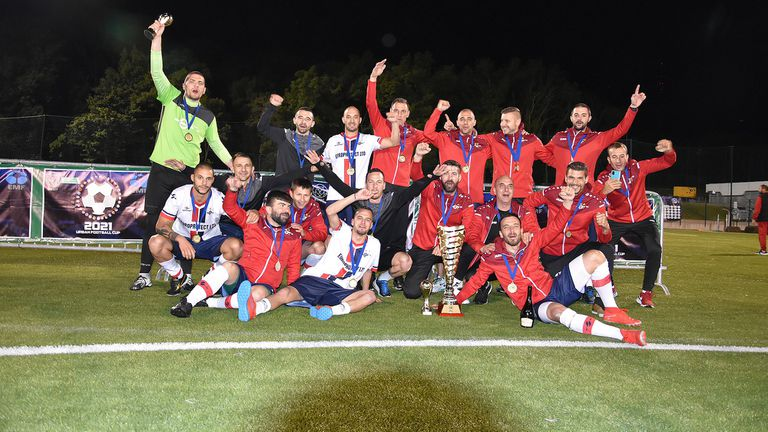 КЦМ Груп 2000 спечели Football Urban Cup 2021 🏆