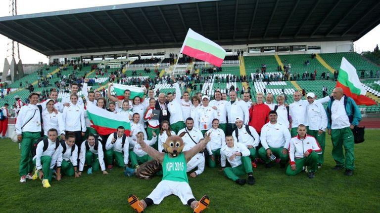 България с най-доброто на Европейското отборно първенство в Стара Загора