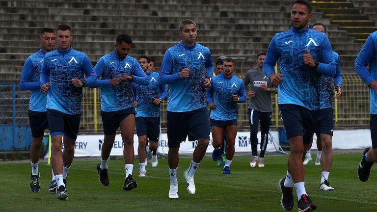 Левски с последна тренировка преди началото на новия сезон