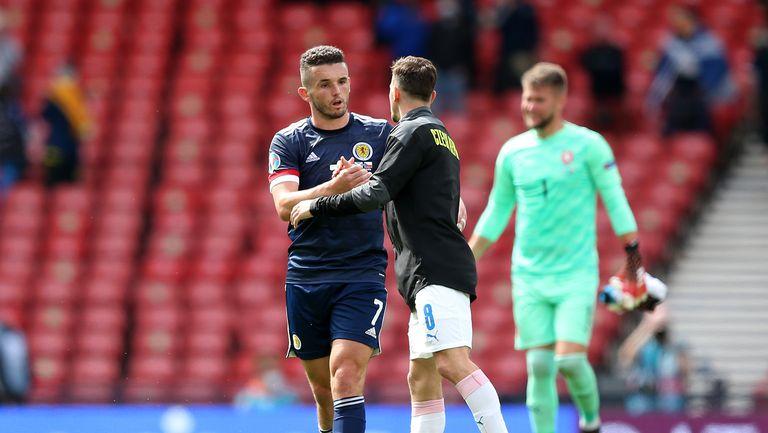 """Макгин преди мача с Англия: Трябва да се съберем и да вземем нещо на """"Уембли"""""""