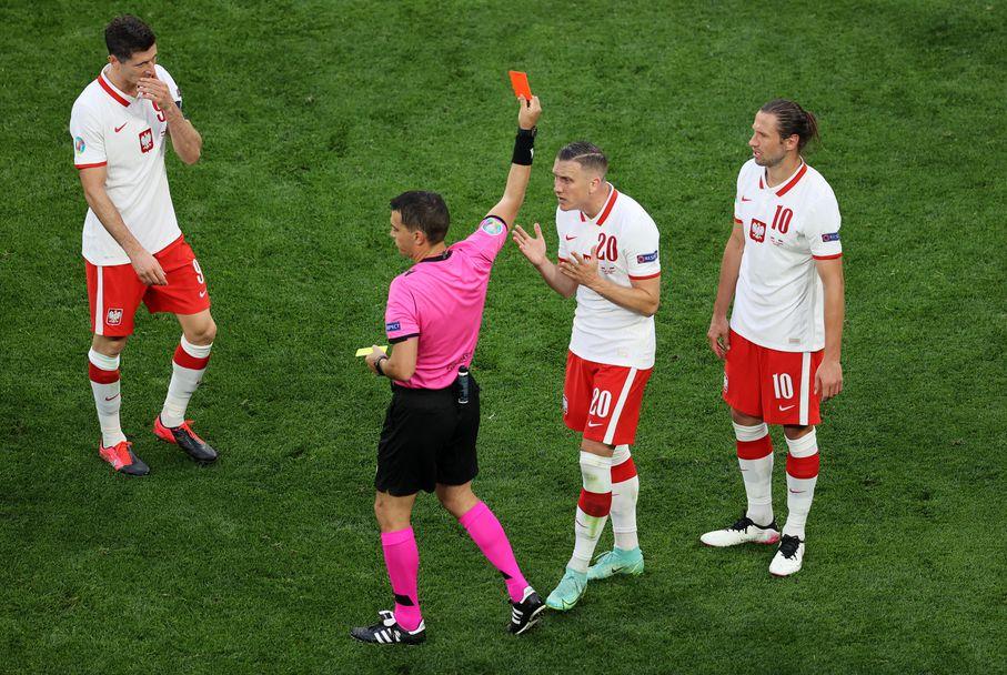 Полша - Словакия 1:2