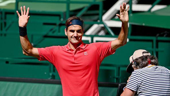 След близо две години, Федерер отново спечели на трева