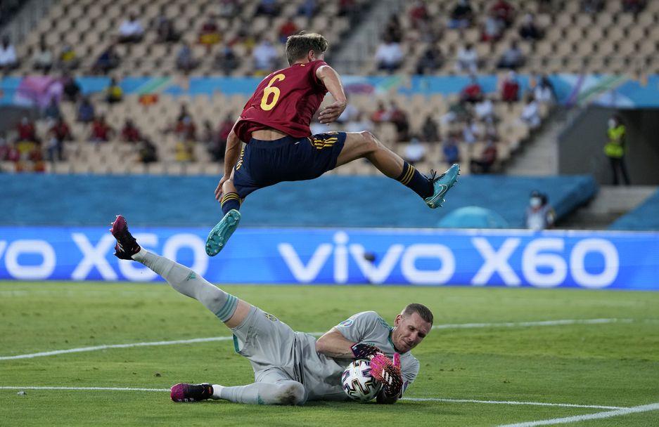 Испания - Швеция 0:0
