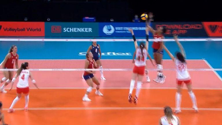 САЩ удари Турция с 3:1 гейма в женската Лига на нациите