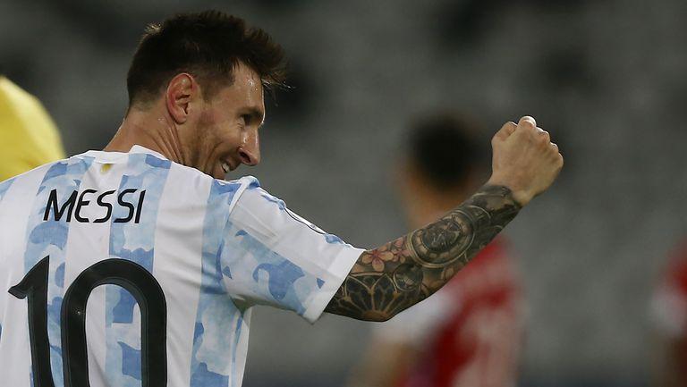 Меси подобри рекорда на Батистута, но Аржентина изпусна победата
