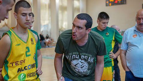 Янко Янков пред Sportal.bg: Искаме да запалим обществеността в Шумен към баскетбола
