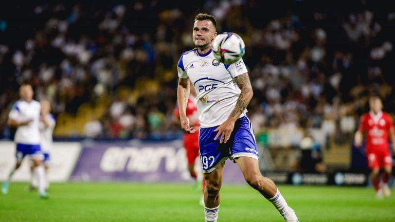 Алекс Колев с гол, Стал Миелец с първа победа в първенството