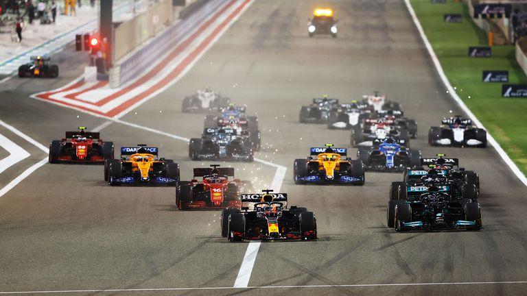 Сезон 2021 във Формула 1 може да завърши с пет старта в Близкия изток