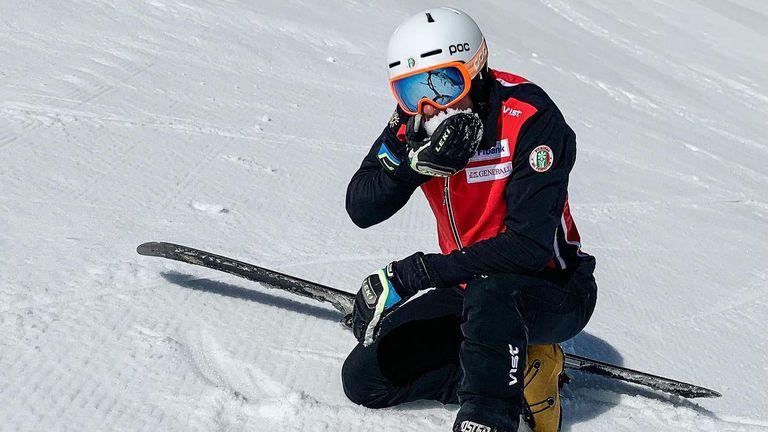 Радослав Янков с първи лагер на сняг
