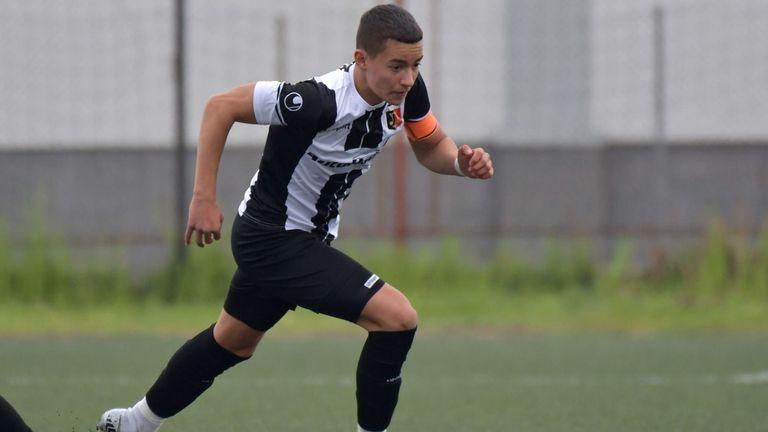 (U15) Локомотив (Пловдив) - Национал 2:0