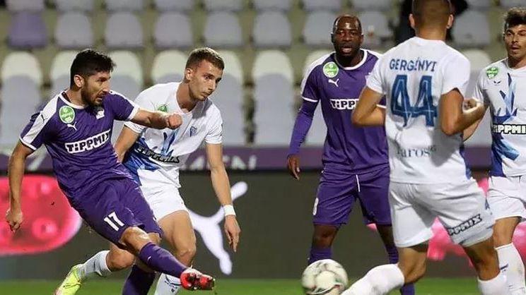 Боруков дебютира в Унгария с драматично равенство