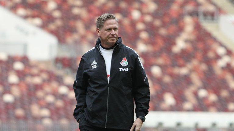 Новият треньор на Локо (Москва) с първа тренировка начело на тима