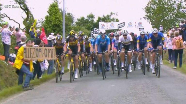 """Започва делото срещу жената, която предизвика масово падане в """"Тур дьо Франс"""""""