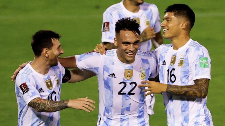Добри новини за Аржентина и Интер