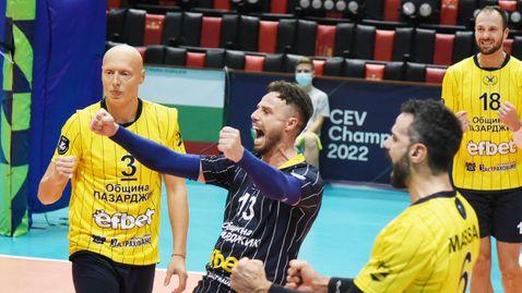 Теодор Салпаров: Посвещаваме тази победа на Камило Плачи