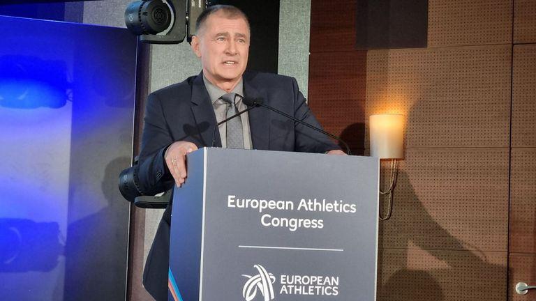 Добромир Карамаринов беше избран за президент на Европейската атлетика