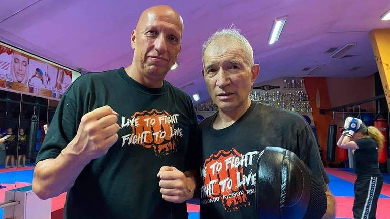 Отново бокс с Палми Ранчев