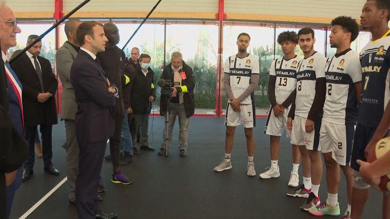Франция инвестира двеста милиона евро в спортни съоръжения