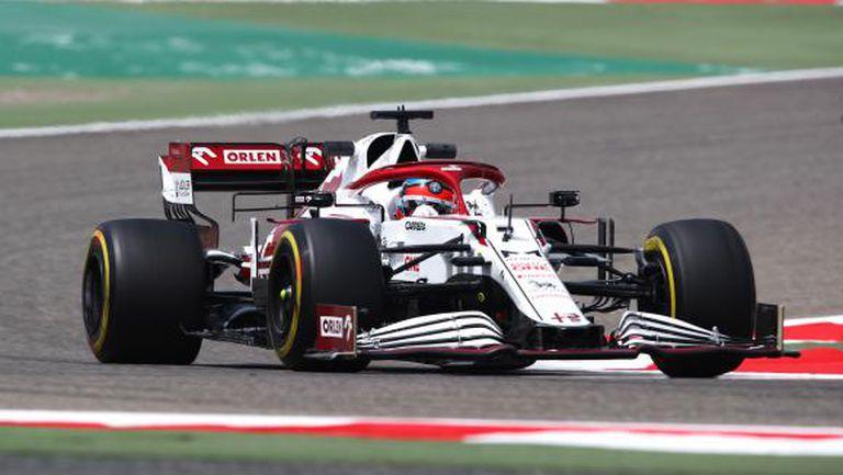 Райконен: Ферари са направили крачка напред с двигателя