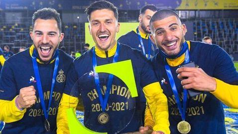 Едисон Йорданов стана шампион в Белгия