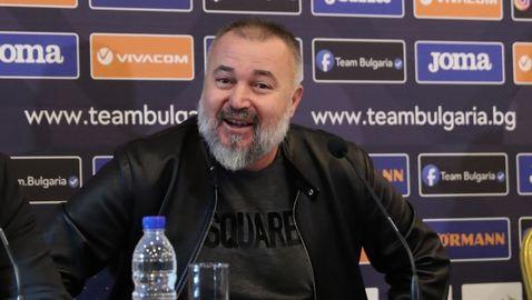 Ясен Петров обяви избраниците си - много нови лица в групата