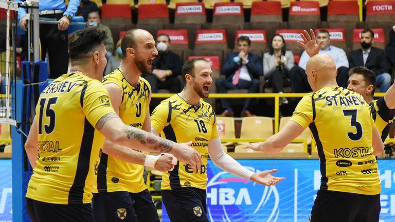 Шампионите на България по волейбол за мъже през XXI век 🏐