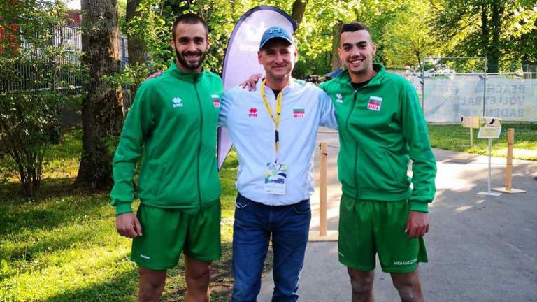 Механджийски/Василев отпаднаха на 1/8-финалите на ЕП по плажен волейбол