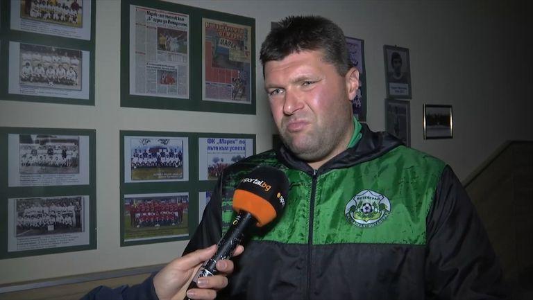 Иван Редовски: Имахме проблеми с групата за мача, като гости винаги ни режат