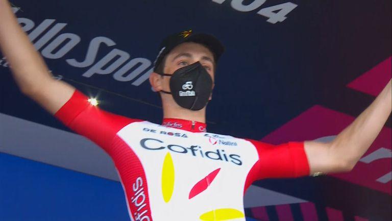 Виктор Лафай спечели осмия етап от Обиколката на Италия