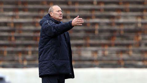 Кокала: Не вярвам Мъри да се върне в Левски, не следя ситуацията в клуба