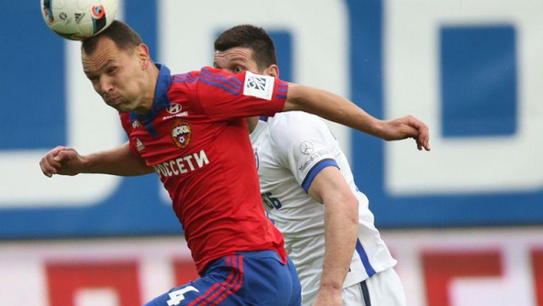 Игнашевич остава в ЦСКА още един сезон