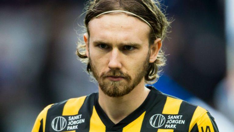 Симон Сандберг: От Левски ми обещаха да играя централен защитник, на линия съм за Марибор