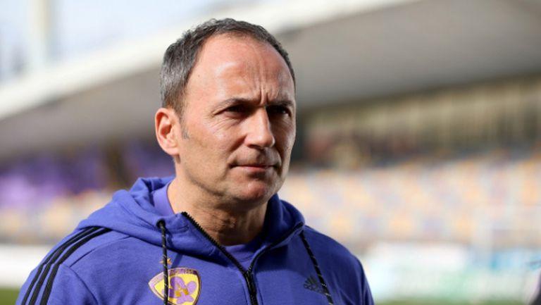 Треньорът на Марибор вижда проблеми в отбраната на своя тим