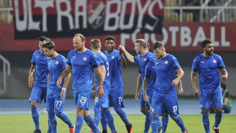 Динамо (З) взе своето в Скопие, загуба за Митрев и равенство за Живко Миланов (видео)