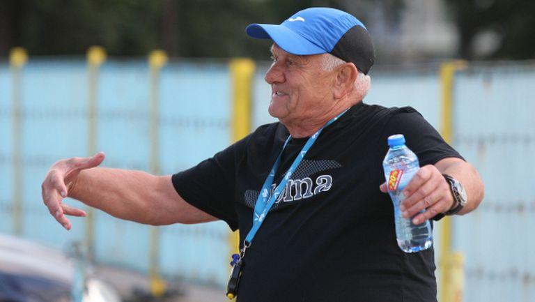 Люпко Петрович: Нямаше как да взема играчите, които искам