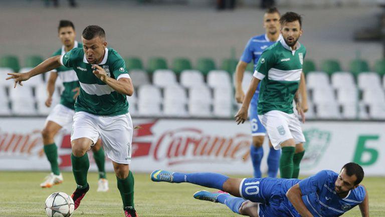 БФС пожела успех на българските отбори в Европа