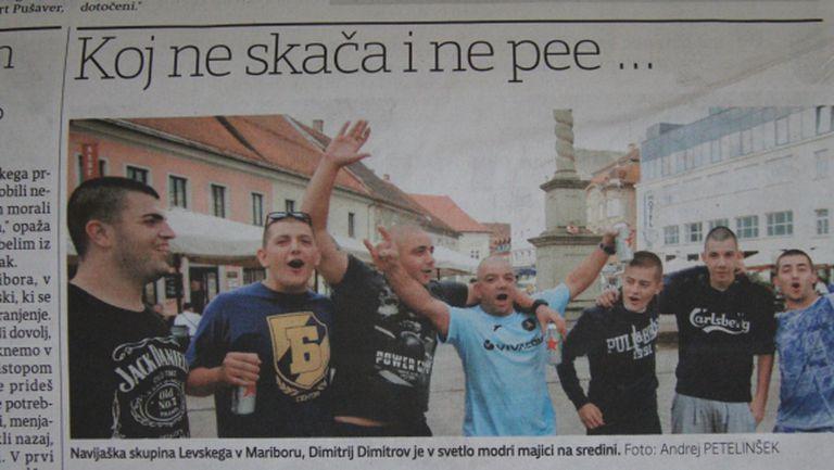 """Пресата в Словения за """"сините"""": Кой не скача и не пее.."""