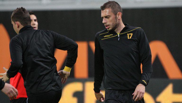 Два дни почивка в Ботев (Пловдив), играчите продължават подготовката си в Коматево
