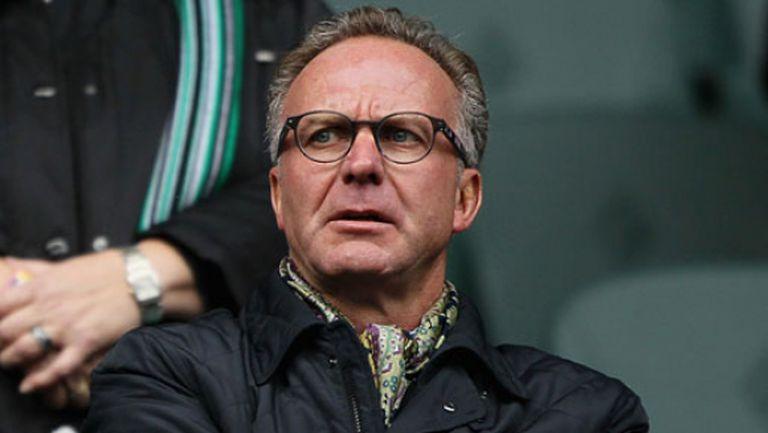 Румениге потвърди за преговори с Дортмунд