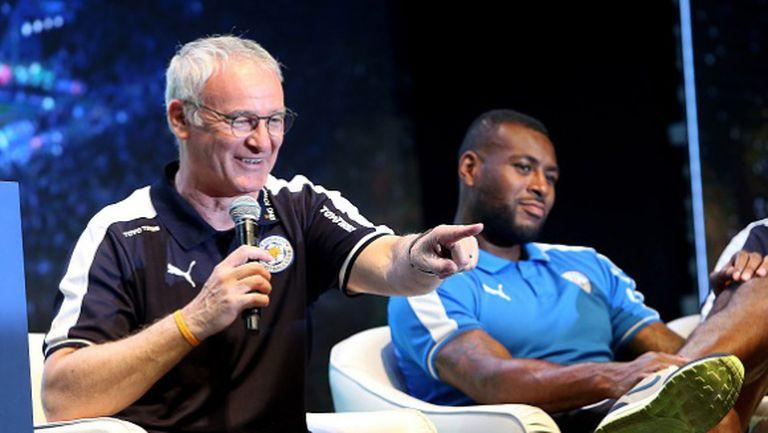 Раниери посочи кой отбор може да стане италианския Лестър