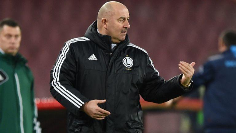 Руският футболен съюз отрече да има избран национален селекционер