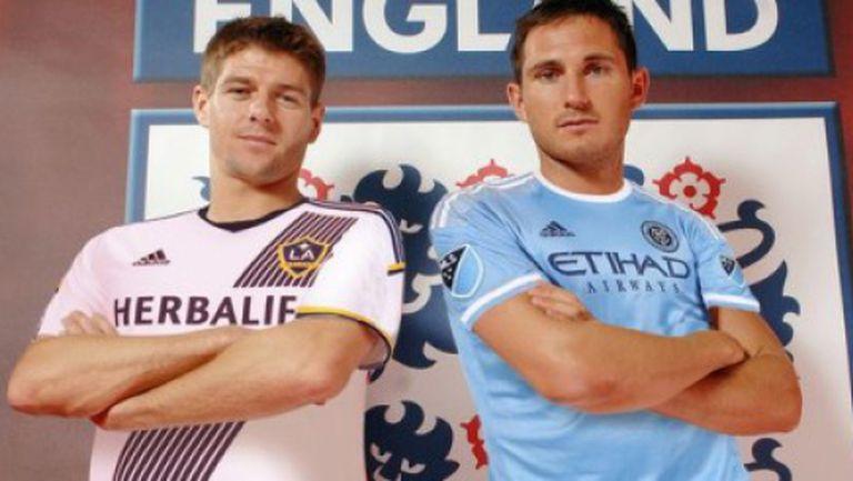 Звездният отбор на МЛС без Джерард и Лампард срещу Арсенал